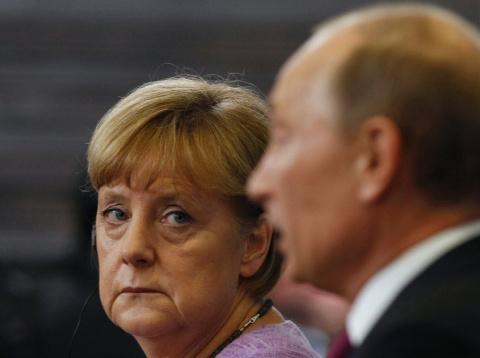 Миссия Меркель. Зачем канцлерин едет в Россию