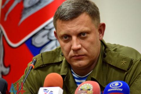 В ДНР не нуждаются в чужих выборах — Александр Захарченко о выборах президента Украины