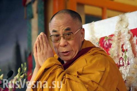 Далай-лама мечтает перенести штаб-квартиру НАТО в Москву