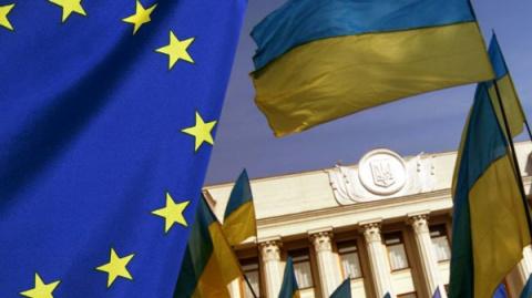 Европейцы начали бить Украин…