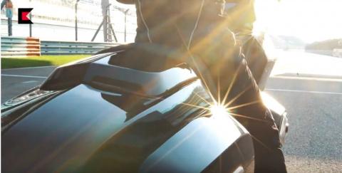 Мотоцикл «Иж» концерна «Калашников» прошел испытание на трассе «Формулы‐1» в Сочи