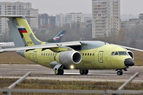 Очередной Ан-148 для ВКС России