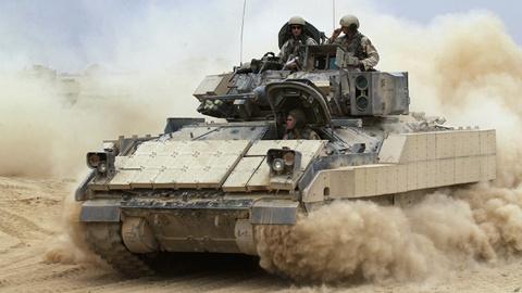 Американский БМП Bradley: танк на колёсах или черепаха на гусеницах
