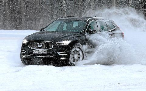 Новый Volvo XC60 — видеотест…
