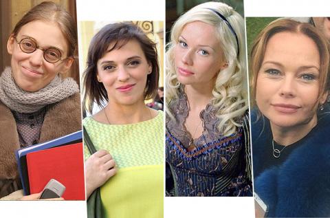 Анна Азарова, Нелли Уварова, Елена Корикова — забытые звезды сериалов «нулевых»