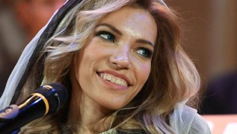 Самойлова посетит Крым и споет песню, которую хотела исполнить на Евровидении