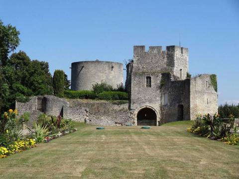 Сокровища тамплиеров: замок …