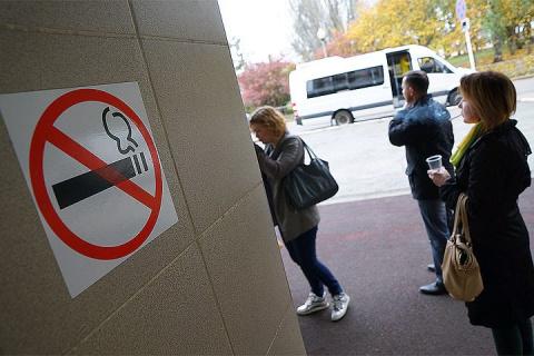 Где нельзя будет курить по новому закону: минздрав продолжает бороться с курильщиками