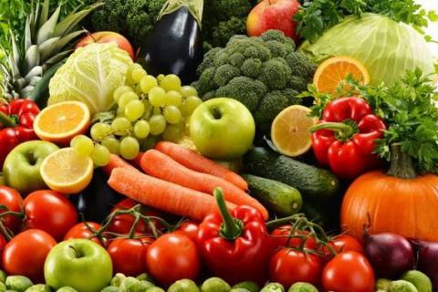 МЭР: овощи и фрукты подешеве…