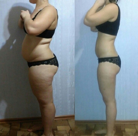 Не думай, что если ты похуде…
