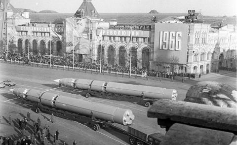 Безумный план американцев по выживанию после ядерного удара СССР. The National Interest, США