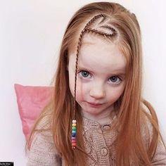 Детские прически с косами (подборка)