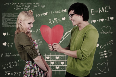 Формула любви. Как математич…