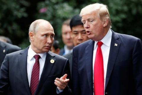 Путин с Трампом лишают сна Америку