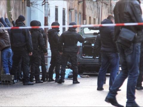 Перестрелка вцентре Одессы— стрелявший убит, несколько полицейских ранены