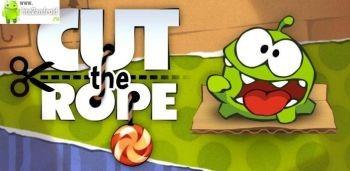 Популярный хит Cut the Rope - теперь на Android - 27 руб.