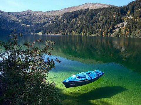 Это самое чистое озеро на пл…