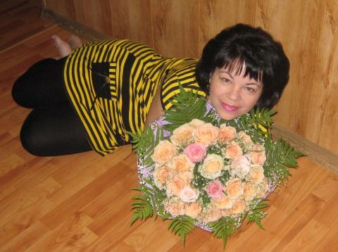 Лидия Бережная