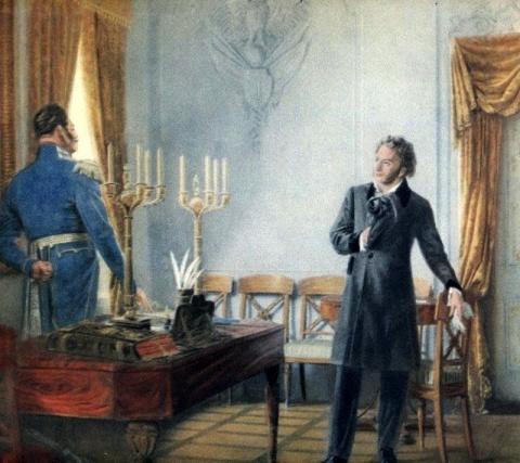Конспирология Пушкина