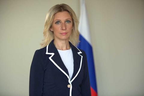 Захарова: Воссоединение Крым…
