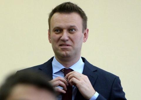 Навальный с размахом отметил…