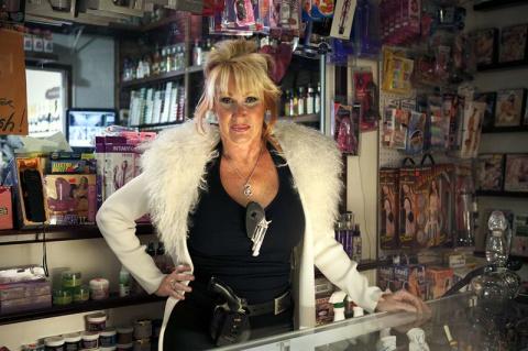 В обнимку с пистолетами: Образ жизни современных техасских дам