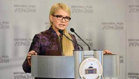 Тимошенко затроллила Порошен…