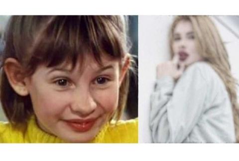 Помните ушастенькую девчонку из Ералаша?  Сейчас она выглядит как богиня