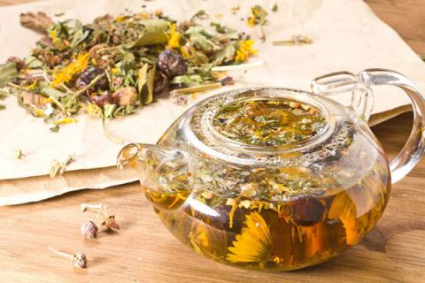 Травяной чай: что не стоит в…
