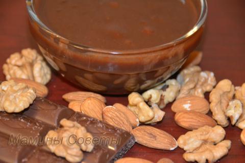 Вкус детства - орехово-шоколадная паста