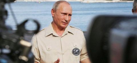 Путин едет в Севастополь. Го…