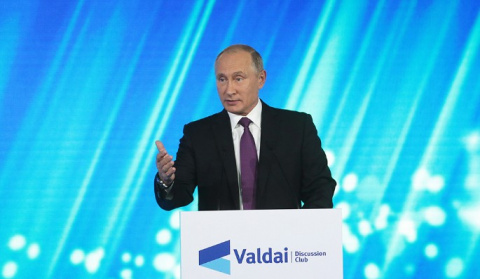 Путин отчитал Европу за глуп…