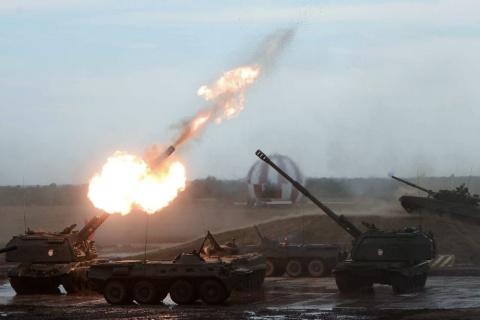 Военные покажут танковый бал…
