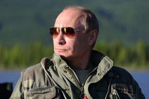 Путин скрытно, под носом у в…