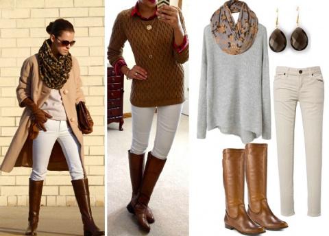 Как выглядеть непревзойденно этой осенью: 10 стильных комплектов. Даже думать не надо!
