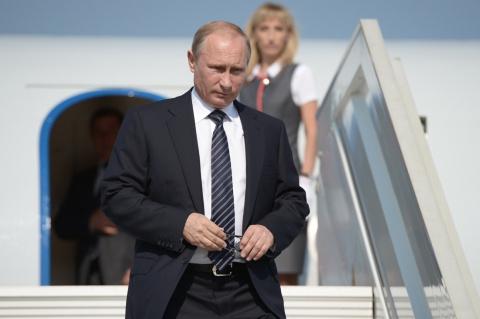 Кто хотел сбить борт Путина?