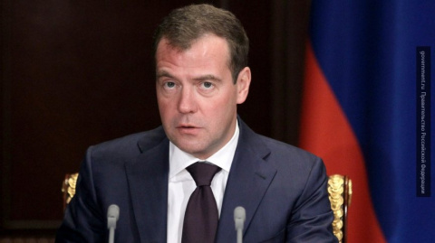Дмитрий Медведев в прямом эф…