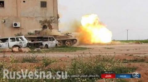 Кровавый провал: Армия Сирии уничтожила наступающие силы ИГИЛ у «дороги жизни» в Алеппо (ФОТО 18+)