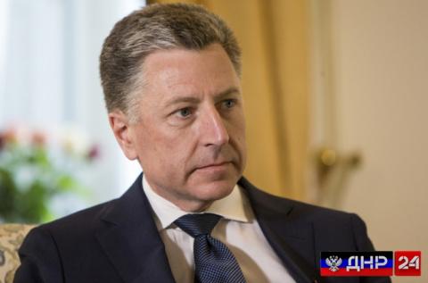 Курт Волкер: мир на Донбассе…