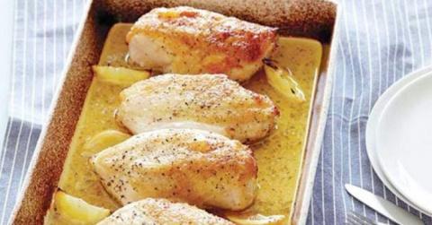 Вкусные и сочные куриные гру…