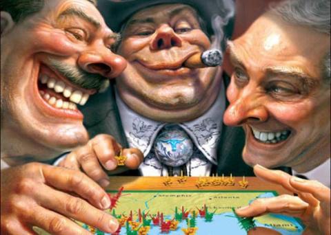 The Hill: Пока Россия такая большая и могучая - она враг!