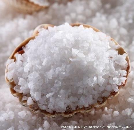 Соль - от всех бед спасет