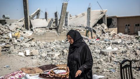 Сирия: 57 беженцев за сутки …