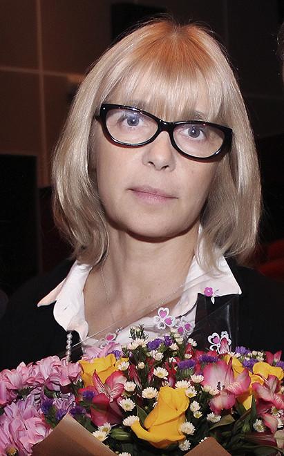 Красивая, умная, обаятельная — внезапно  умерла Вера Глаголева... Светлая память...