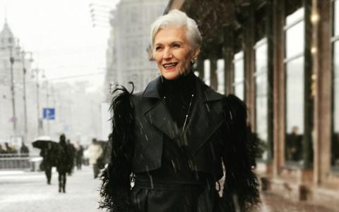 69-летняя мама Илона Маска о феномене пожилых моделей: «За последний год я работала больше, чем за всю свою жизнь»