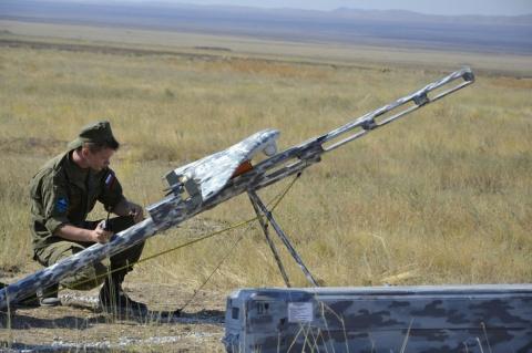 Более 30 БПЛА типа «Орлан-10» и «Элерон-3» поступили в соединения и воинские части ЗВО