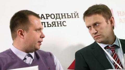 Задержан хулиган, избивший Ляскина, а Навальный ушел в «молчанку»