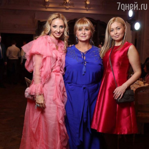ВИДЕО: Татьяна Навка фееричн…