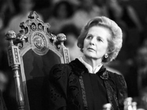 """""""Железная леди"""" и икона стиля Великобритании — Маргарет Тэтчер (1925—2013)"""