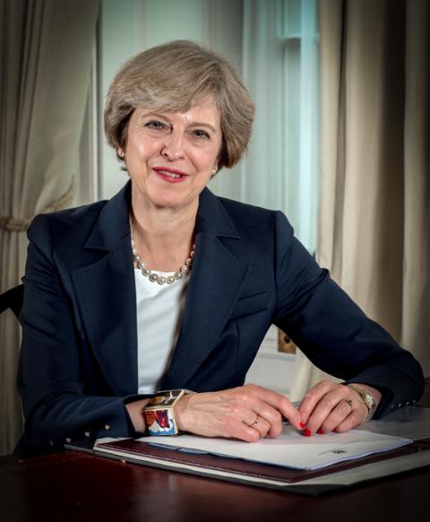 Премьер-министр Великобритан…